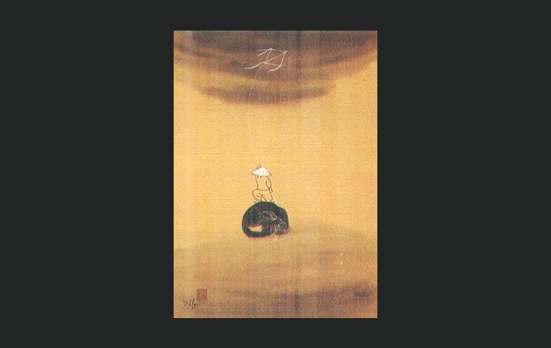 Tranh lụa 06