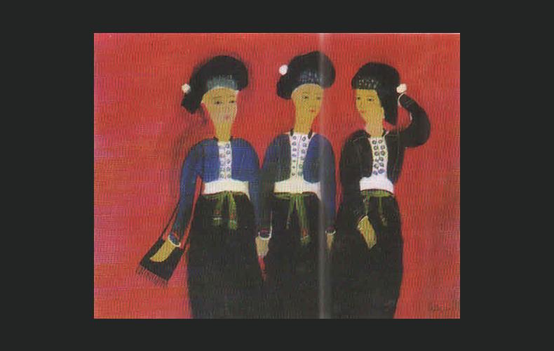 Ba cô gái
